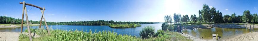Dreiländersee und Umgebung